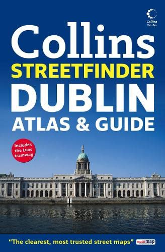 9780007254644: Collins Dublin Streetfinder Atlas & Guide (Collins Travel Guides)