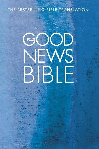 9780007254934: Good News Bible