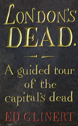 9780007254972: London's Dead