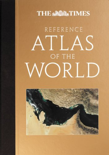 9780007254989: The Times Reference Atlas of the World (World Atlas)