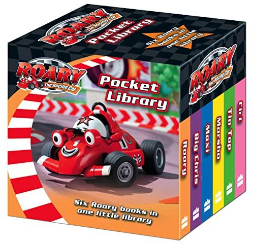 9780007255245: Roary the Racing Car Pocket Library