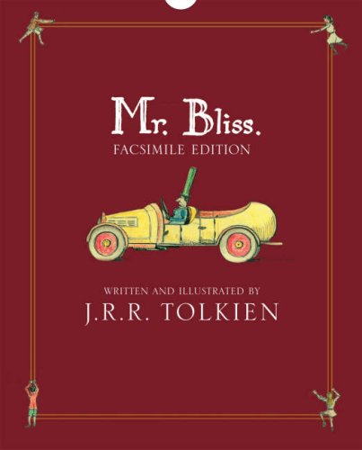 9780007255337: Mr Bliss
