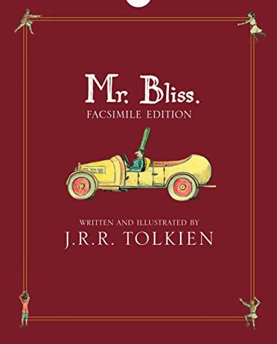 9780007255337: Mr Bliss