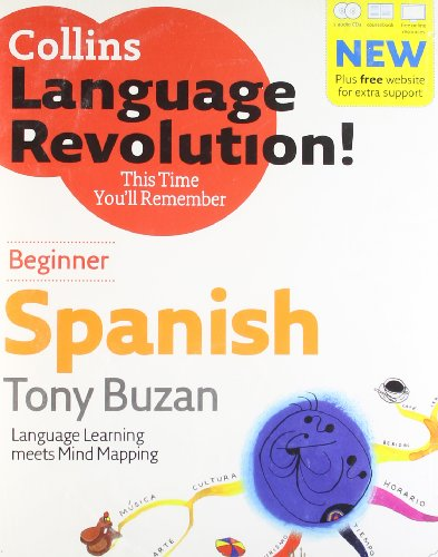 9780007255351: Spanish: Beginner (Collins Language Revolution)