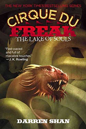 9780007255658: Cirque Du Freak (The Saga of Darren Shan, Book 1)