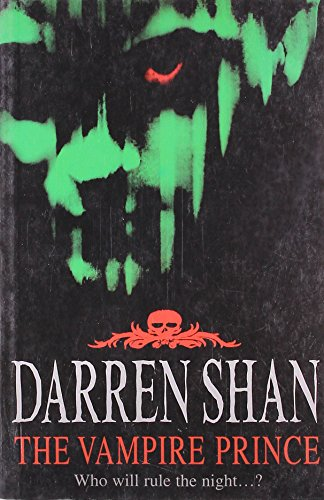 9780007255689: The Vampire Prince (The Saga of Darren Shan, Book 6)