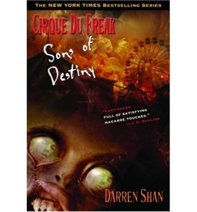 9780007255740: Sons Of Destiny: Saga Of Darren Shan (book 12)