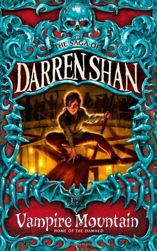 9780007255795: Vampire Mountain (The Saga of Darren Shan, Book 4)