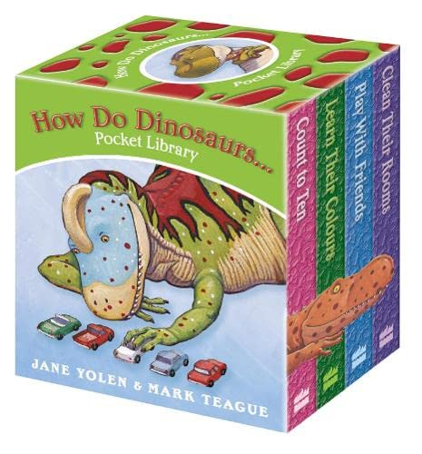 9780007256624: How Do Dinosaurs - Pocket Library