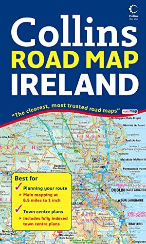 9780007256716: Ireland Road Map