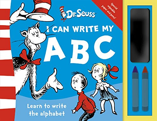 9780007256860: Dr. Seuss Learn to Write ABC (Learn With Dr Seuss)