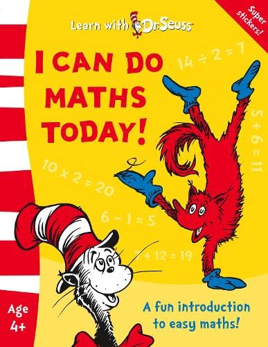 9780007256877: I Can Do Maths Today! (Learn with Dr. Seuss)