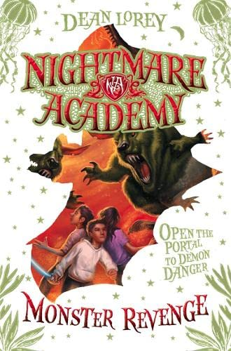 9780007257201: Monster Revenge (Nightmare Academy, Book 2)