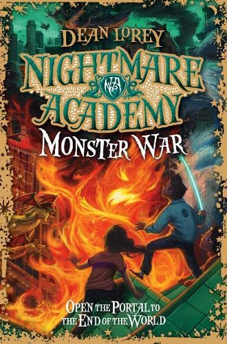 9780007257218: Monster War (Nightmare Academy)