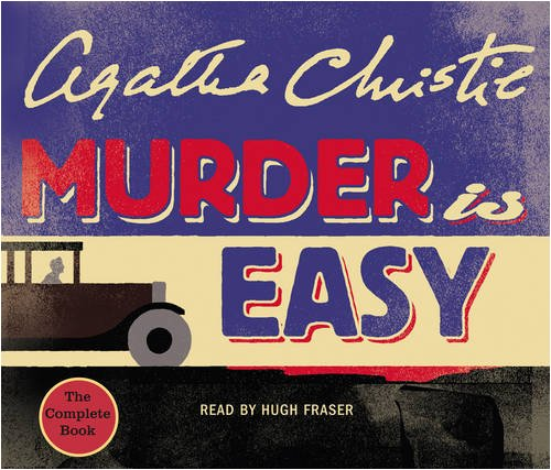 9780007257331: Murder Is Easy