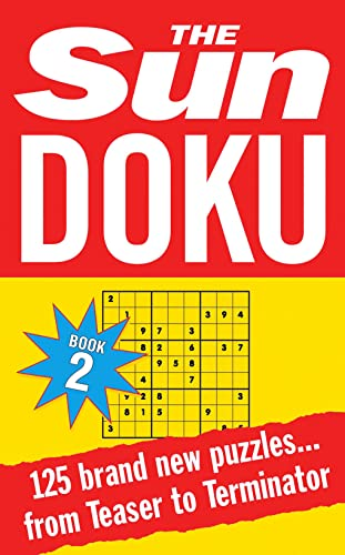 9780007257430: Sun Doku Book 2: 125 Puzzles from Teaser to Terminator (Bk. 2)