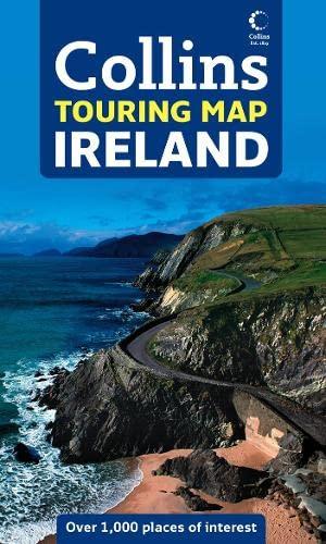 9780007257621: Touring Map Ireland