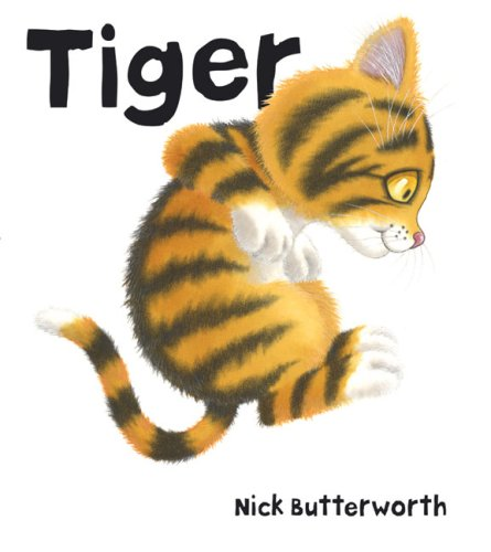 9780007257720: Tiger (Book & CD)