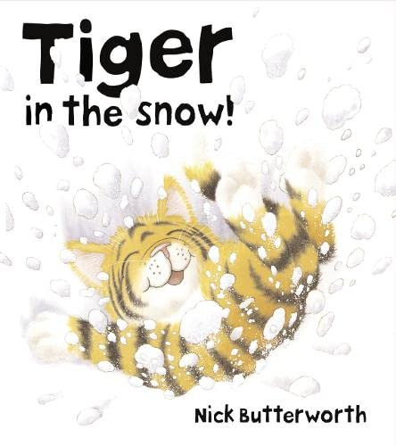 9780007257744: Tiger In The Snow! (Book & CD)