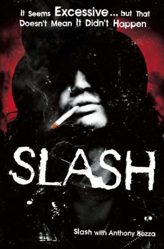 9780007257751: Slash: The Autobiography
