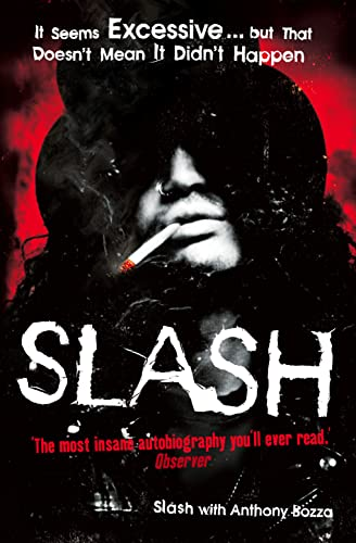 9780007257775: Slash: The Autobiography
