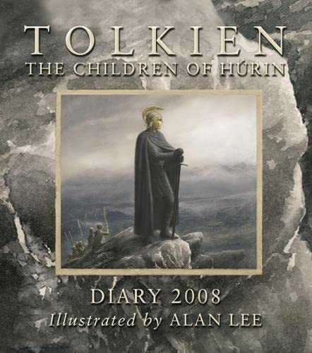 9780007257942: Tolkien Diary 2008: The Children of H�rin: The