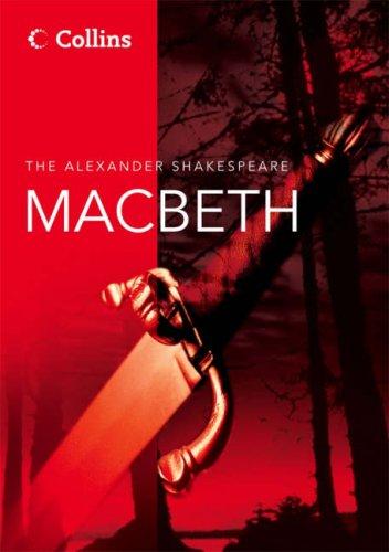 9780007258055: The Alexander Shakespeare - Macbeth