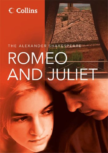 9780007258086: The Alexander Shakespeare - Romeo and Juliet