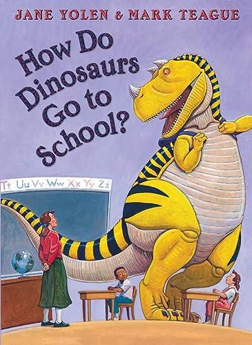 9780007258185: How Do Dinosaurs Go to School? [HOW DO DINOSAURS GO TO SCHOOL]
