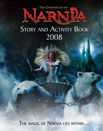 9780007258208: Story and Activity Book 2008 (The Chronicles of Narnia)