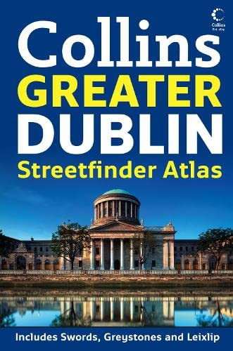 9780007258253: Greater Dublin Handy Streetfinder Atlas