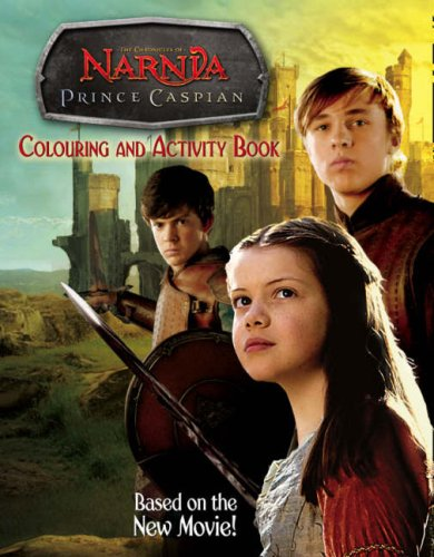 9780007258321: Prince Caspian Colouring and Activity Book (Prince Caspian)