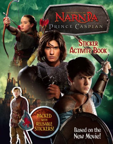 9780007258338: Prince Caspian Sticker Activity Book (Prince Caspian)