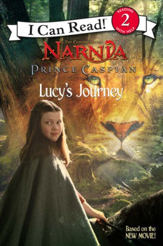 9780007258369: Lucy's Journey: I Can Read! (Prince Caspian)