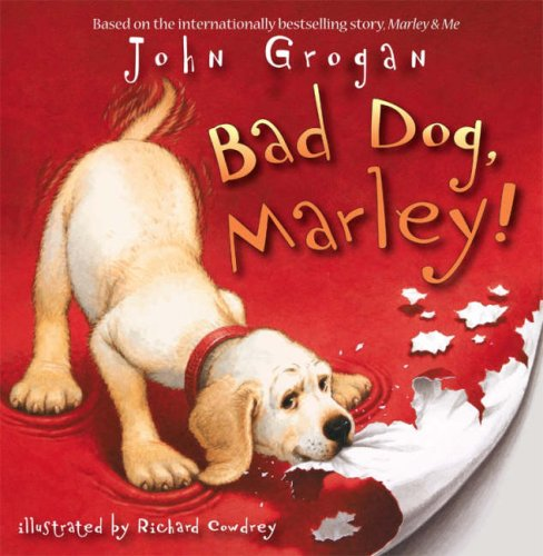 9780007258420: Bad Dog, Marley! (Book & CD)