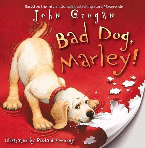 9780007258420: Bad Dog, Marley! (Book & CD)