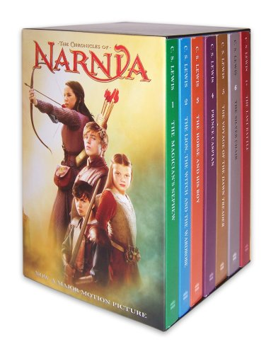 The Chronicles of Narnia Box Set (The: Lewis, C. S.