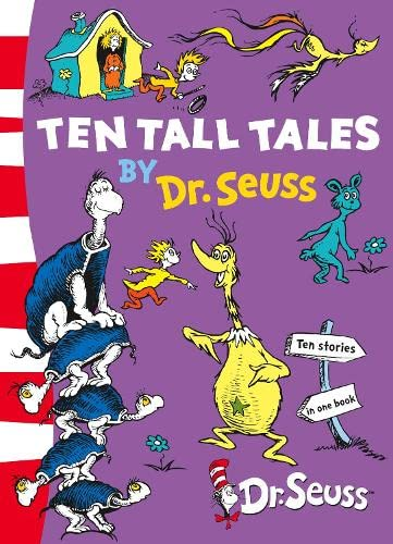 9780007258598: Ten Tall Tales. Illustrated by Dr. Seuss