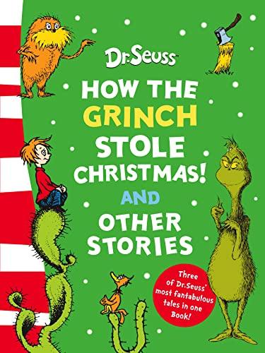 Dr Seuss How The Grinch Stole Christmas.How The Grinch Stole Christmas And Other
