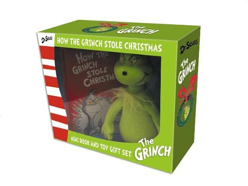 9780007258628: How the Grinch Stole Christmas! Mini Book and Toy (Mini Book & Toy)