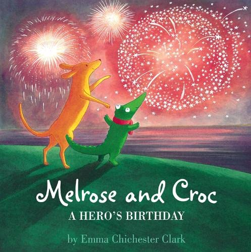 9780007258666: A Hero's Birthday (Melrose and Croc) (Melrose & Croc)