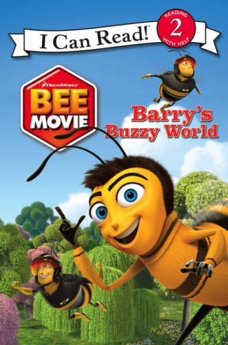 9780007258765: Bee Movie - Barry's Buzzy World: I Can Read! 2: I Can Read Bk. 1