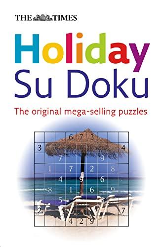 9780007258956: The Times Holiday Su Doku