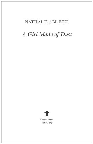 9780007259038: A Girl Made of Dust