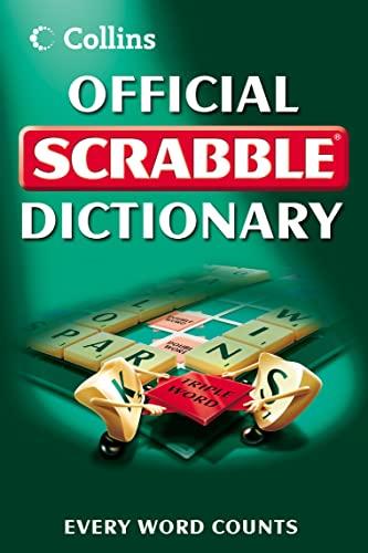 9780007259083: Collins Official Scrabble Dictionary (Scrabble)