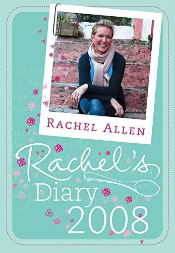 Rachel's Diary 2008 (0007259328) by Allen, Rachel