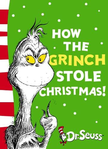 9780007259366: How the Grinch Stole Christmas! (Dr Seuss Book & CD)