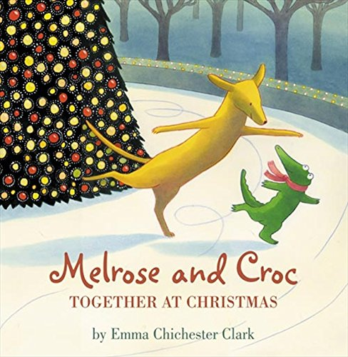 9780007259410: Melrose and Croc: Together At Christmas (Book & CD)