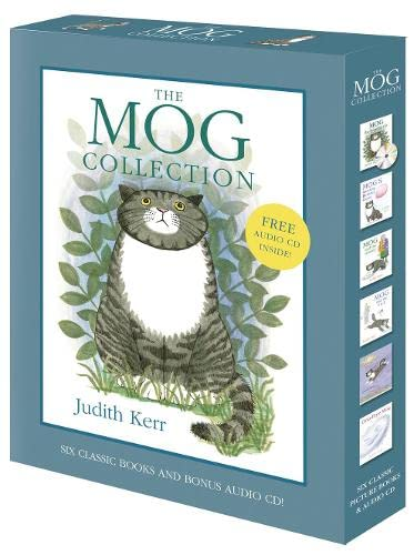 9780007259441: The Mog Collection (Books & Audio CD)