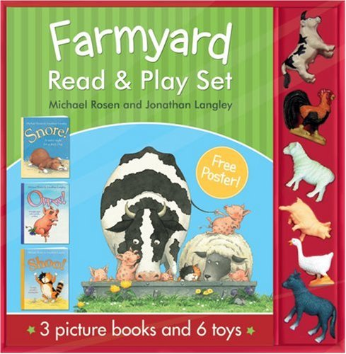 9780007259694: Farmyard Read and Play Set